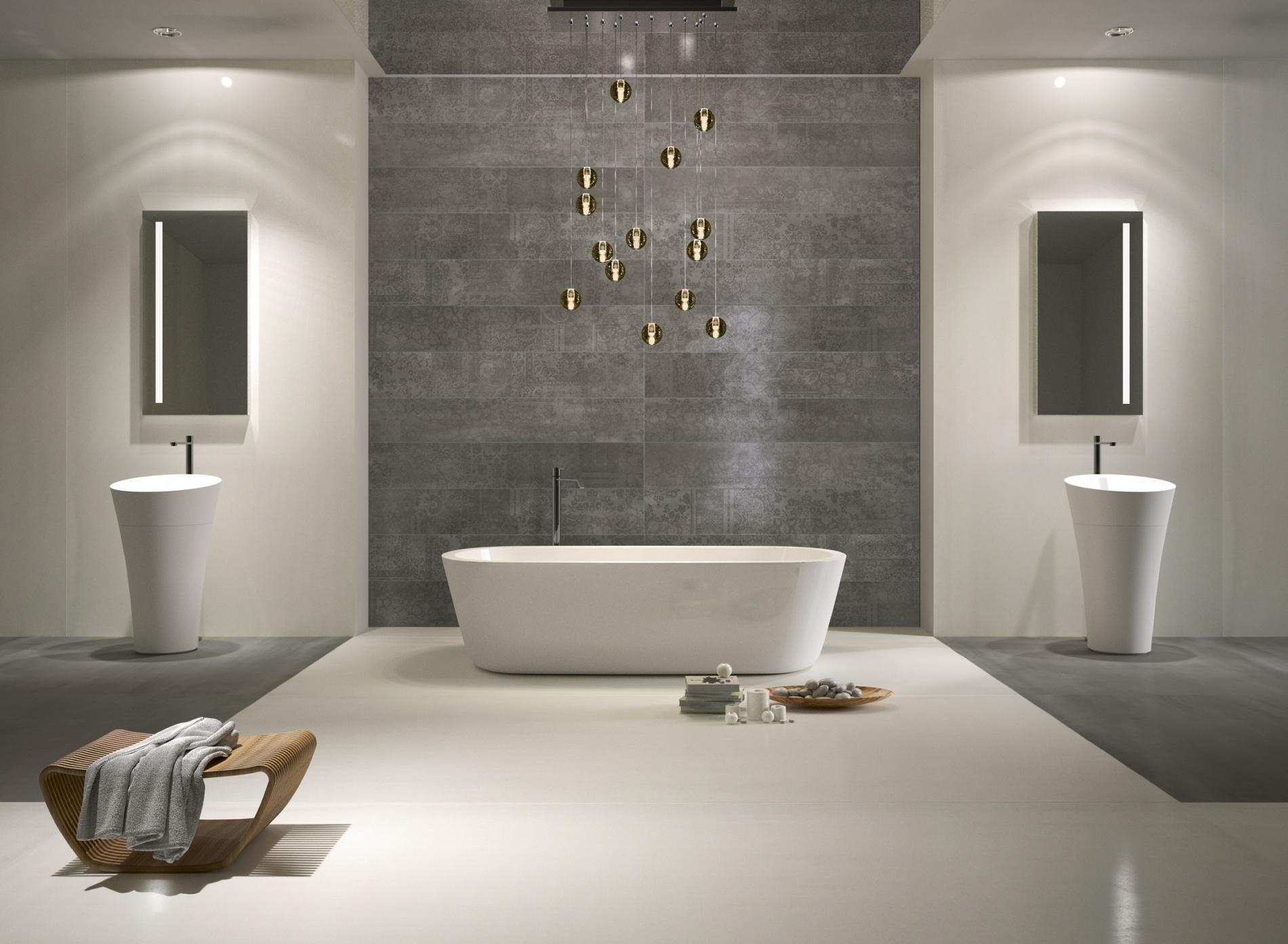 porcelain tile example: Iconic range high resolution photo