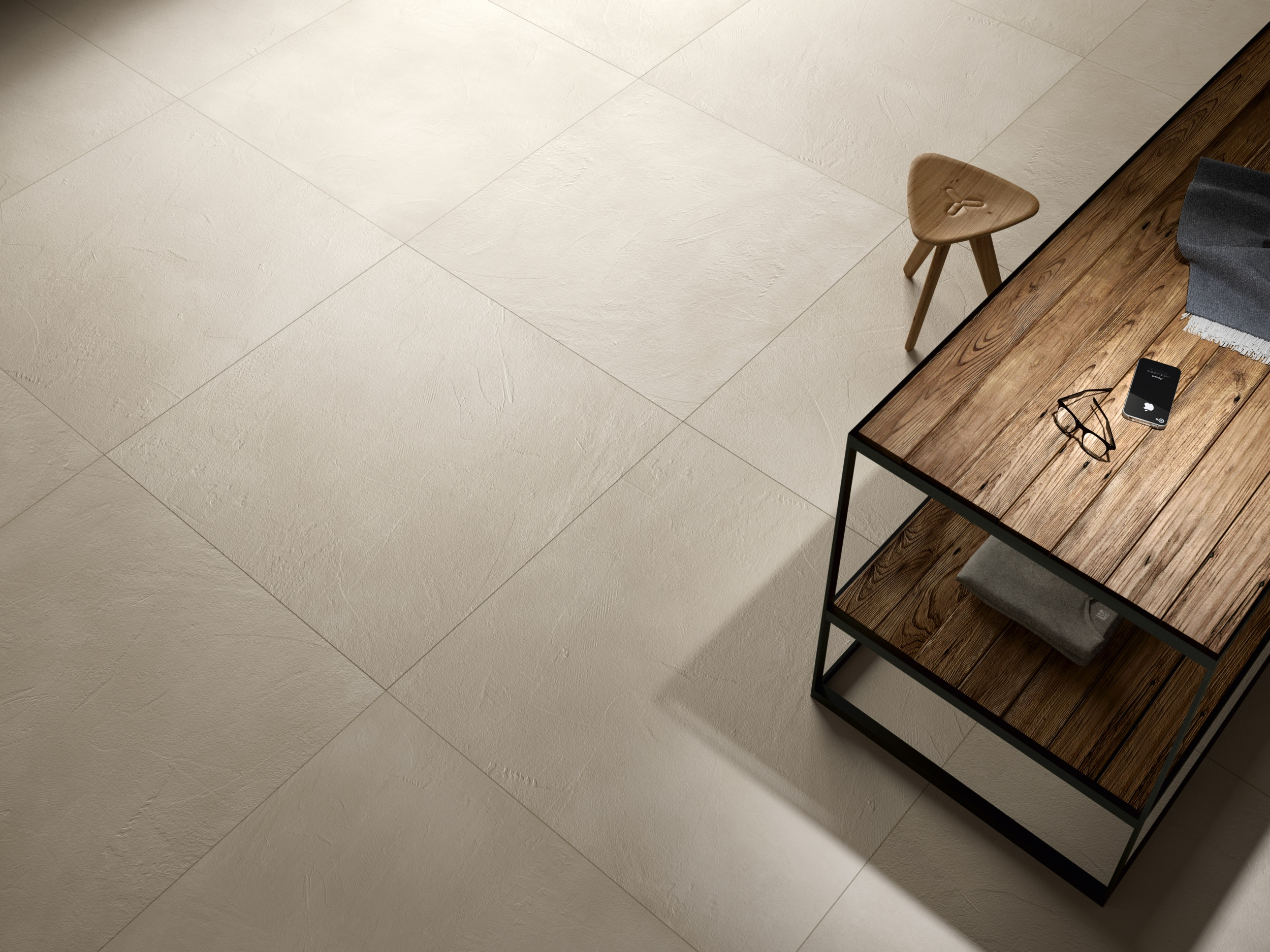 porcelain tile images: Resin Sense range high quality photo