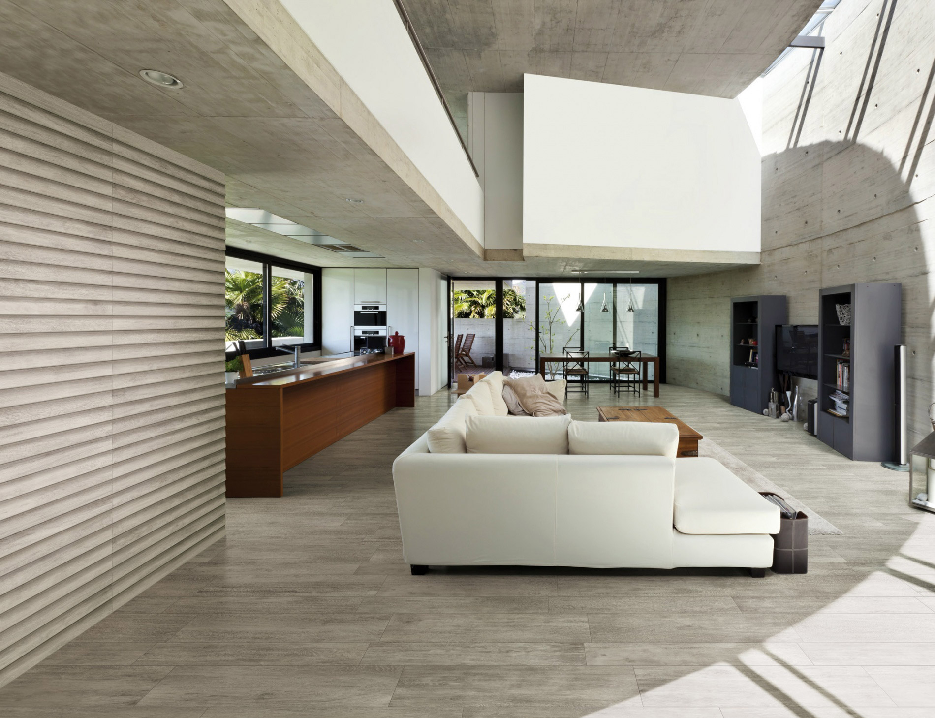 porcelain tile example: Forest range high resolution photo