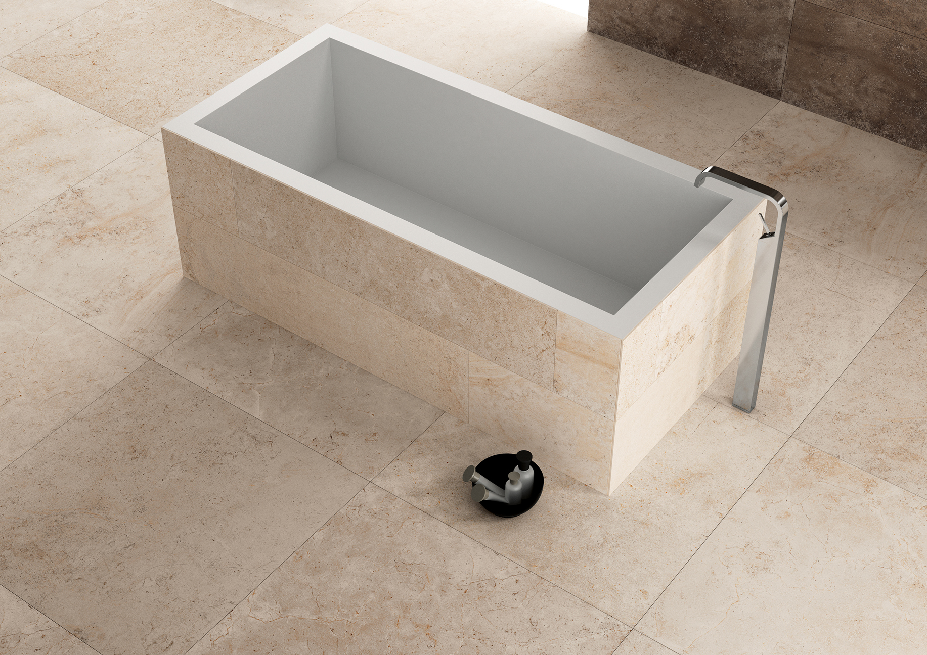 porcelain tile images: Antica range high quality photo