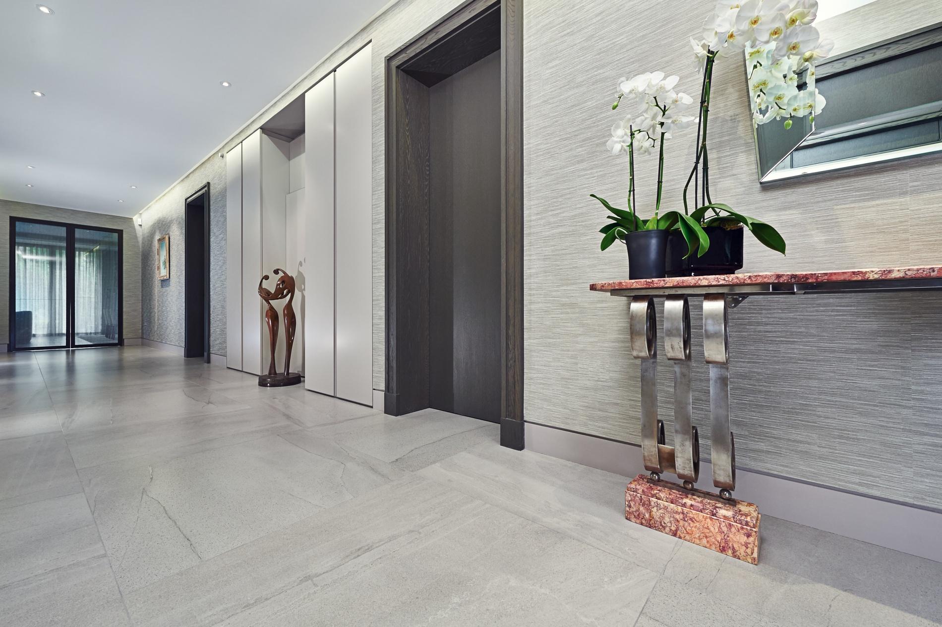 porcelain tile example: Basalt Stone range high resolution photo