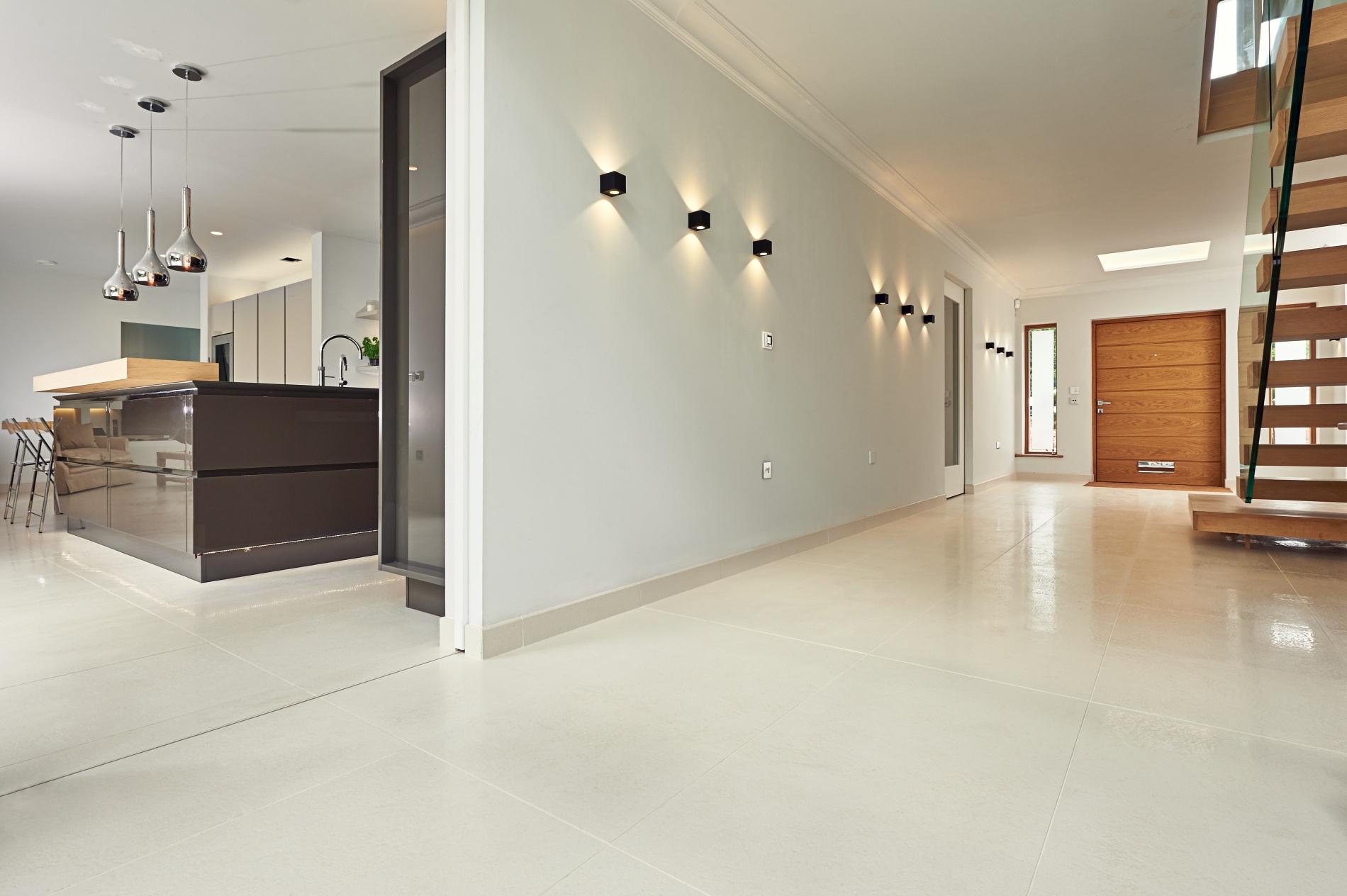 porcelain tile example: Infinito range high resolution photo