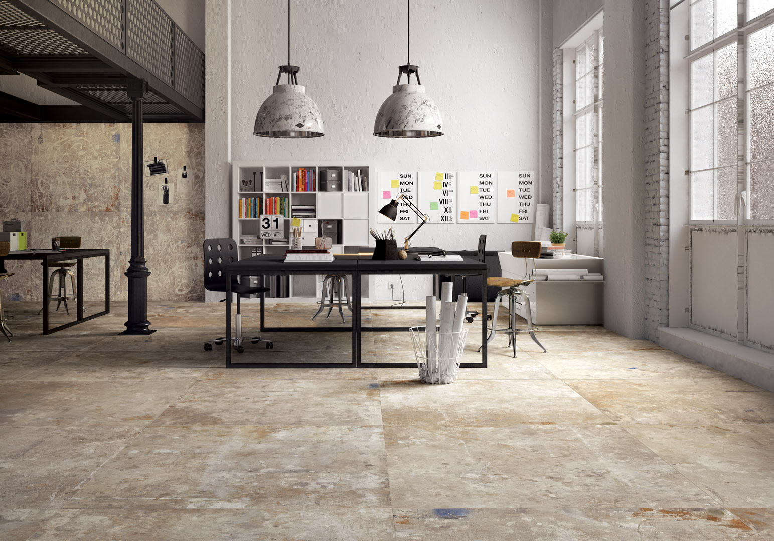 porcelain tile example: Temptation range high resolution photo