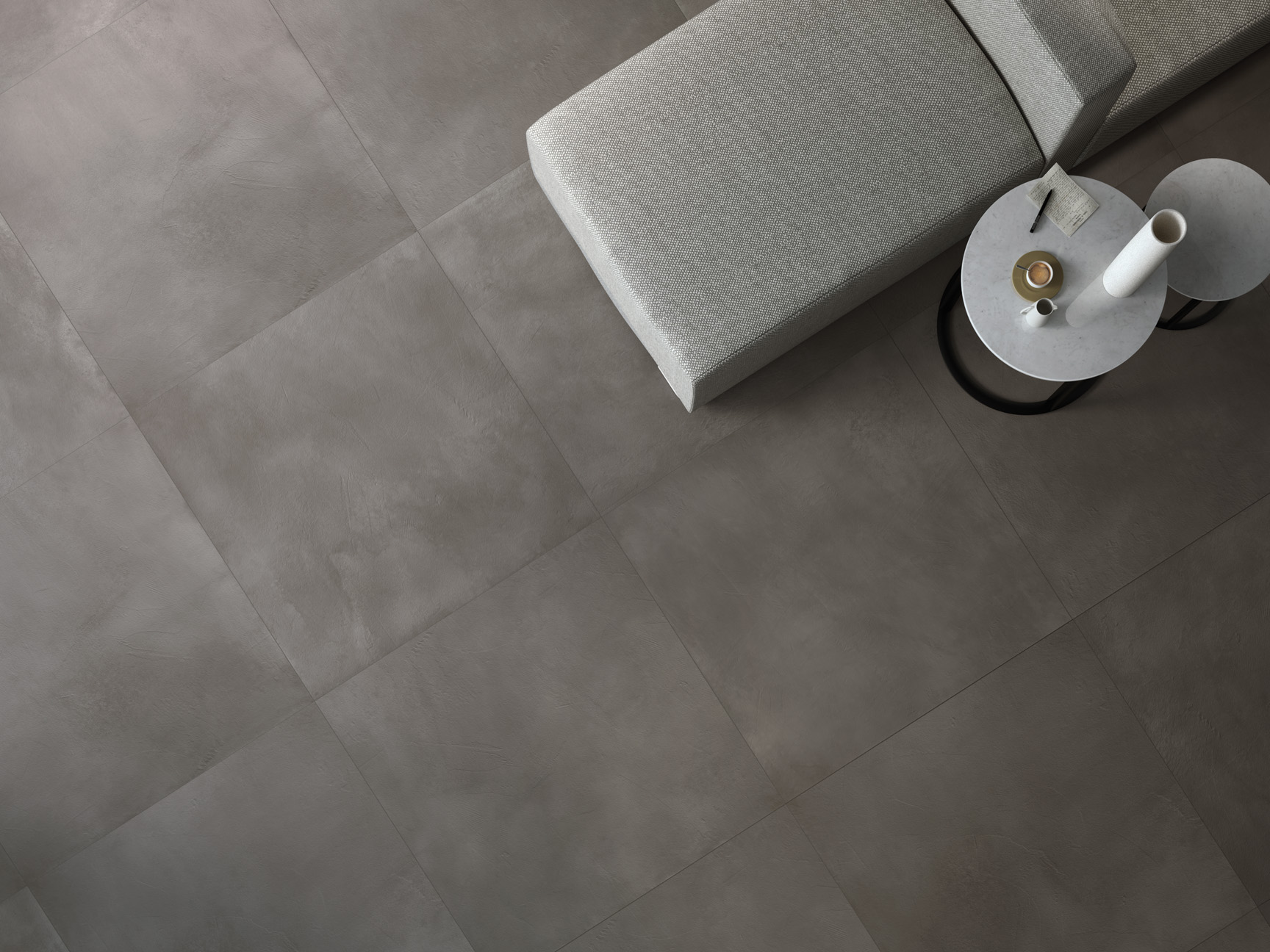 porcelain tile images: Resin Sense range high quality photo