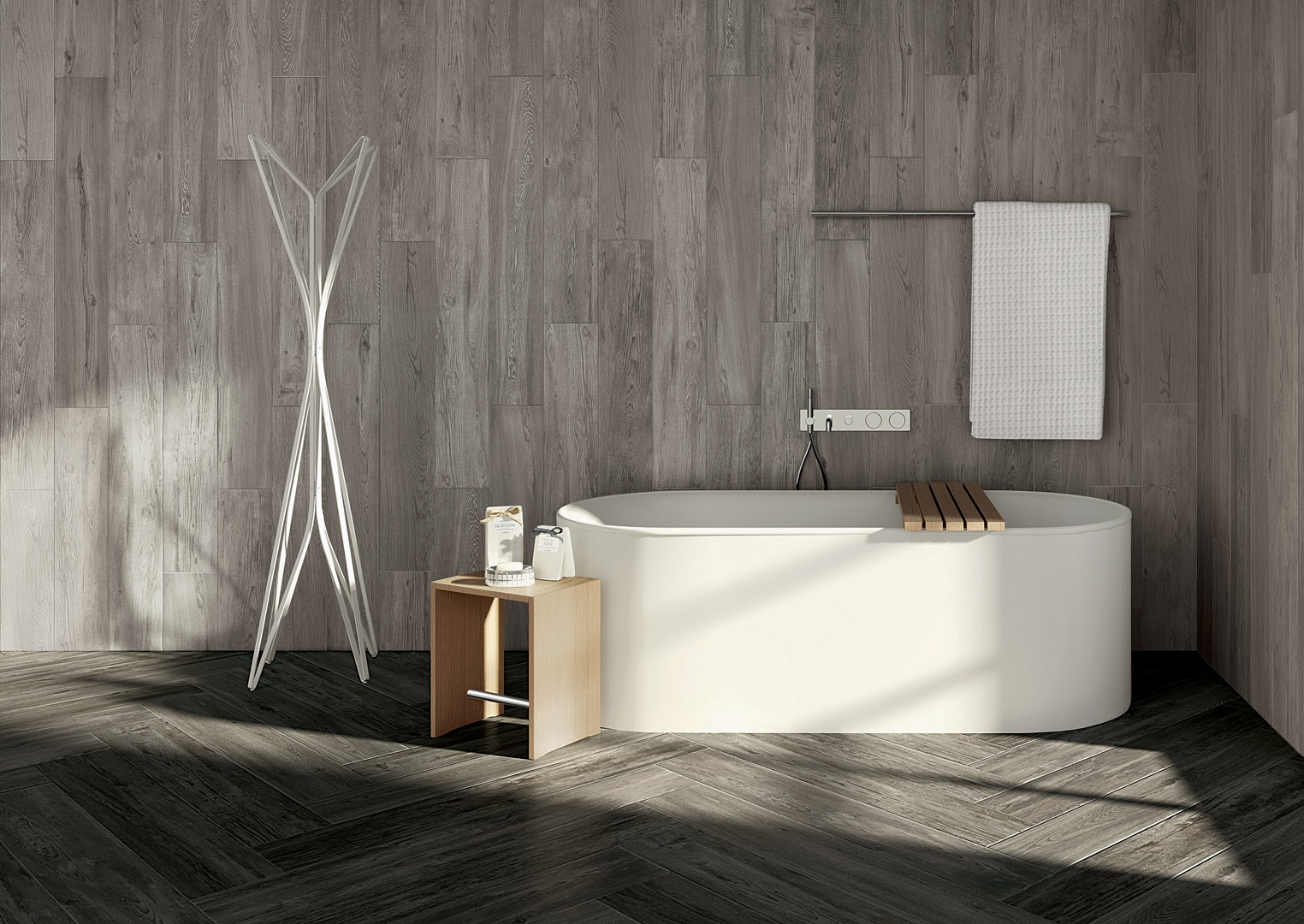porcelain tile example: Trio range high resolution photo