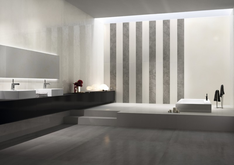 Iconic – Blanc, Fuligo Flora, Fuligo on the floor