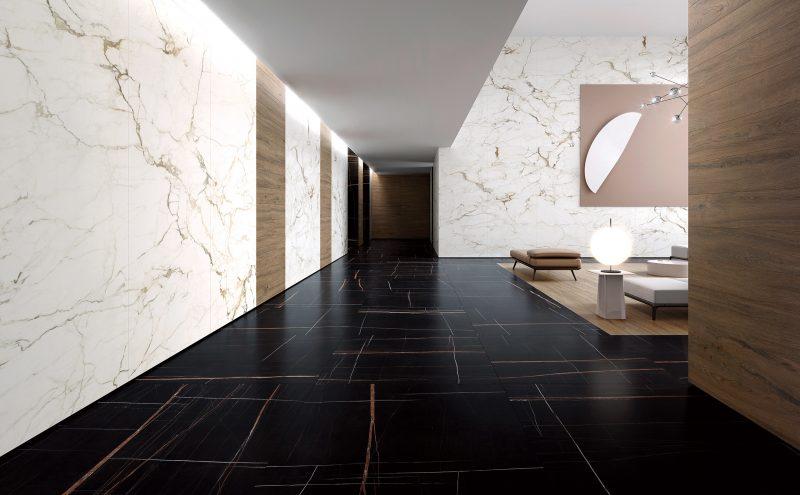 Grandi Marmi – Sahara Black & Majestic – Pietrasanta 21648