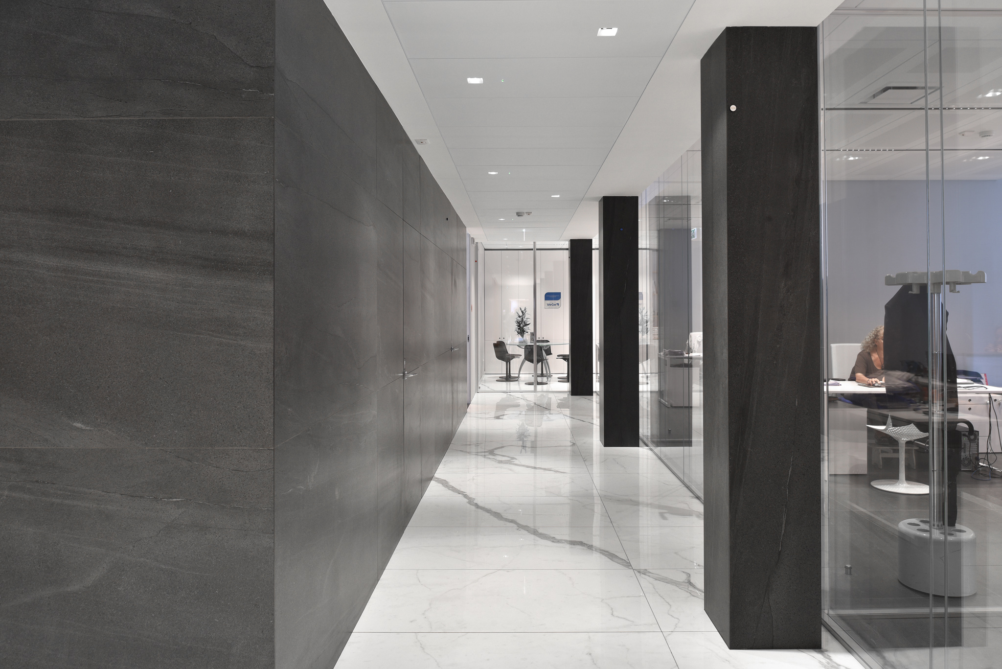 porcelain tile images: Basalt Stone range high quality photo