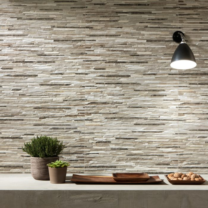 Muretto Cold Natural Porcelain Tile From Our Completo
