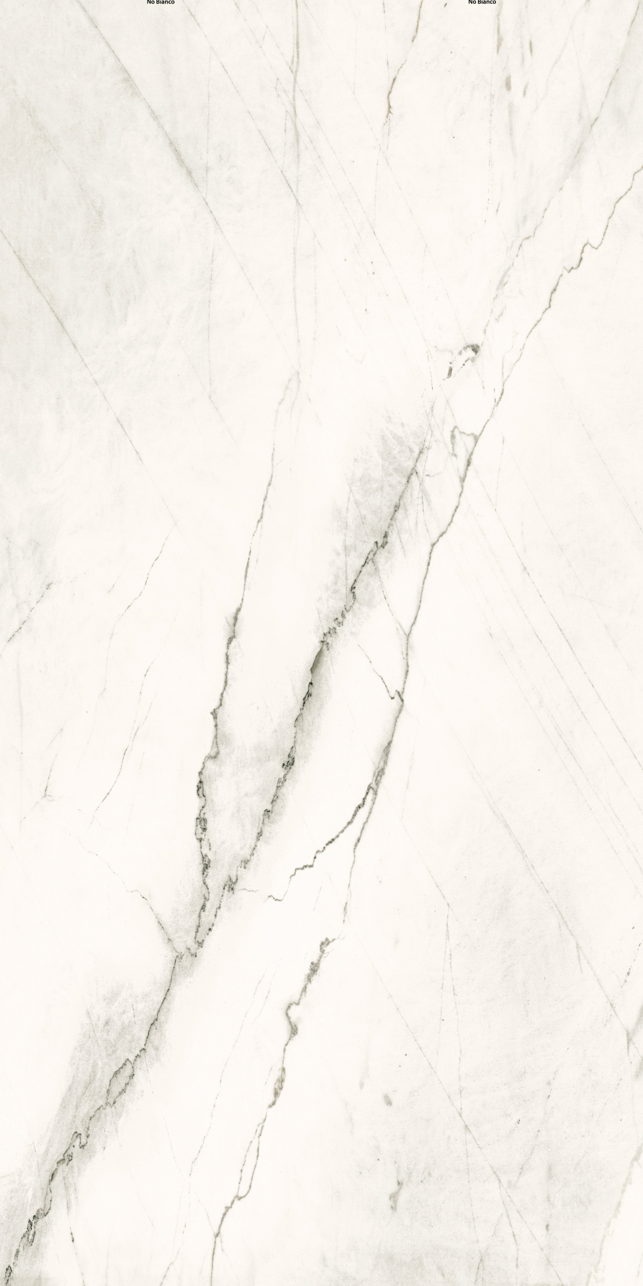 Bianco Carrara Polished Porcelain Tile From Our Depth
