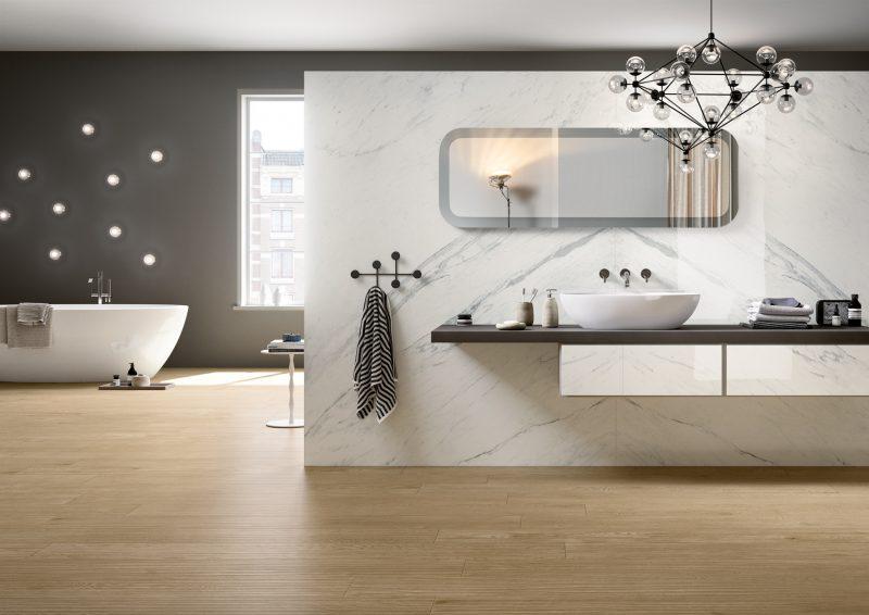 Grandi Marmi – Bianco Elegante Bookmatched 11509