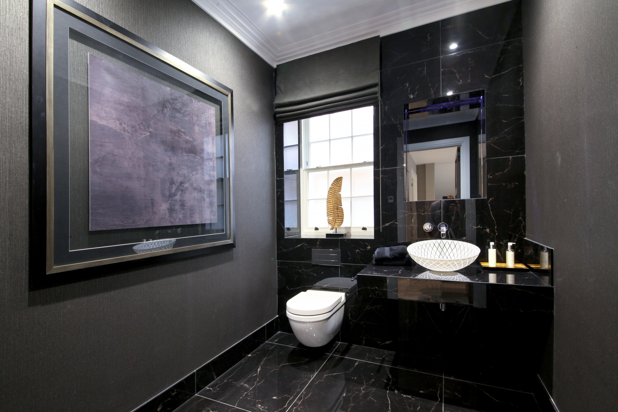 Obsidian black polished porcelain tile from our classico tile classico obsidian black 8295 dailygadgetfo Choice Image