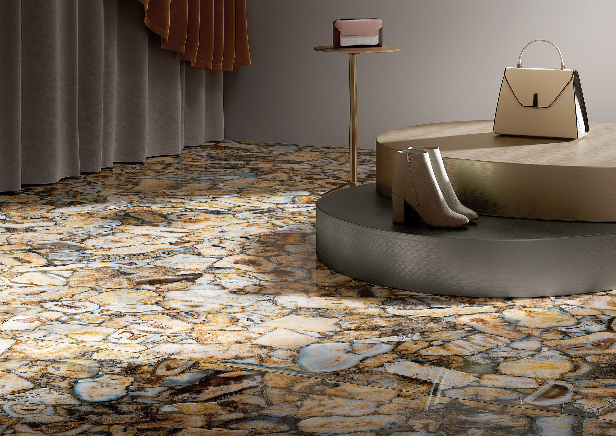 porcelain tile images: Gem Stone range high quality photo