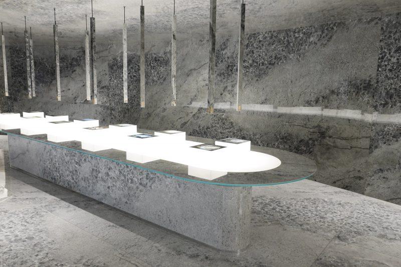Gem Stone – Silver Opal & Smoke Opal 16017