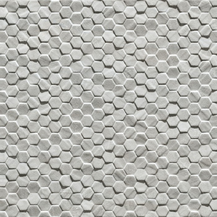 Geologica - Chelsea Honeycomb Decor – Natural