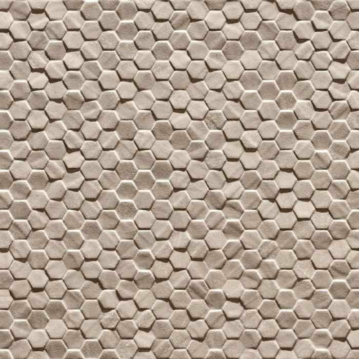 Geologica - Knightsbridge Honeycomb Decor – Natural