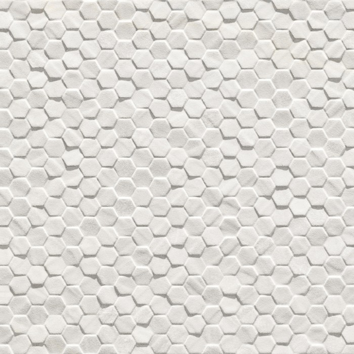 Geologica - Mayfair Honeycomb Decor – Natural