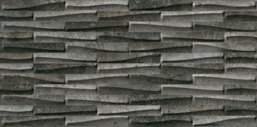 Muretto Graphite Natural Porcelain Tile From Our