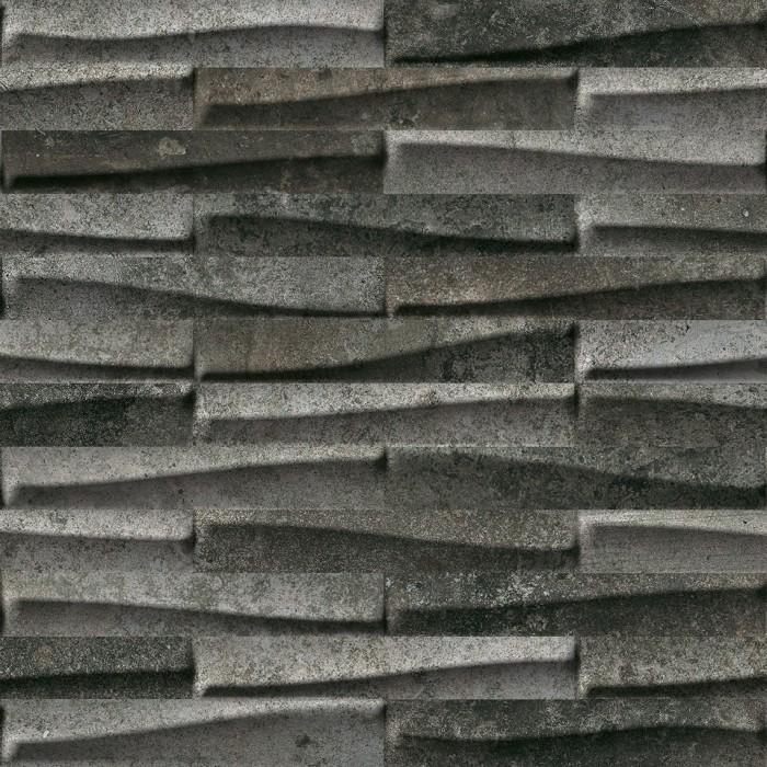Heritage - Muretto Graphite – Natural