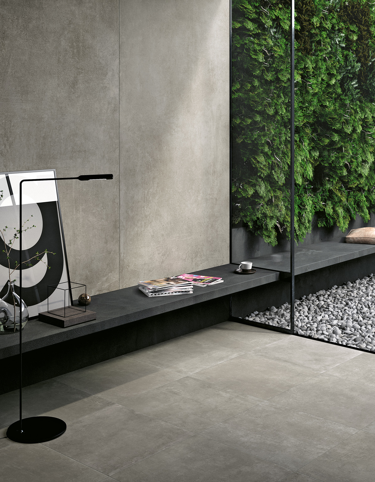 porcelain tile images: Edge range high quality photo