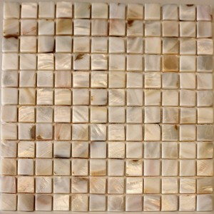 Mother of Pearl - Milk Pearl – Mosaic (ID:5547)