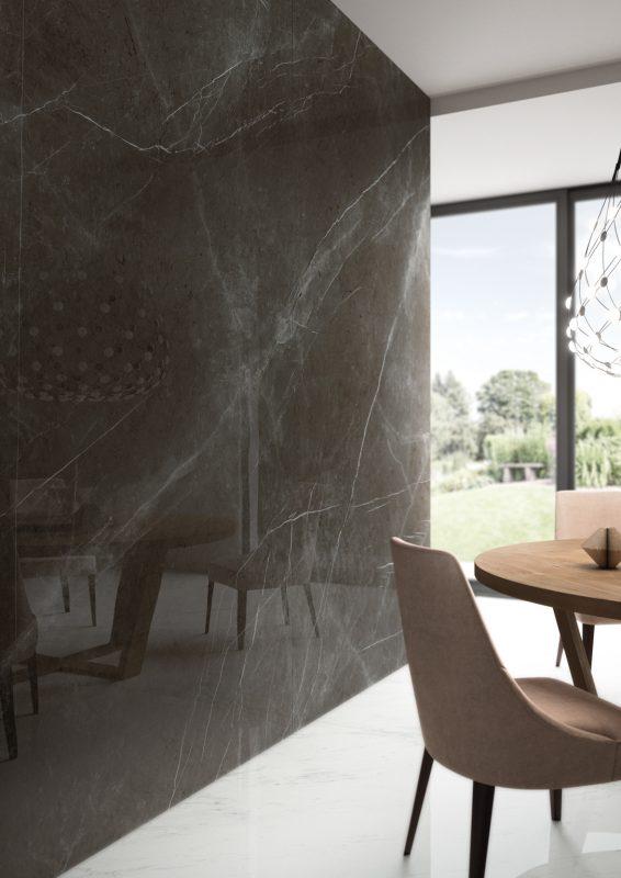 Grandi Marmi – Negresco & Bianco Elegante 11495