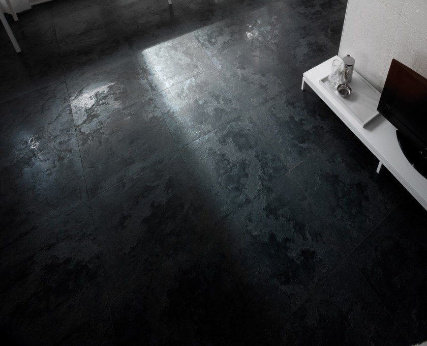 Metallic Effect Porcelain Tiles From Our Italian Collection