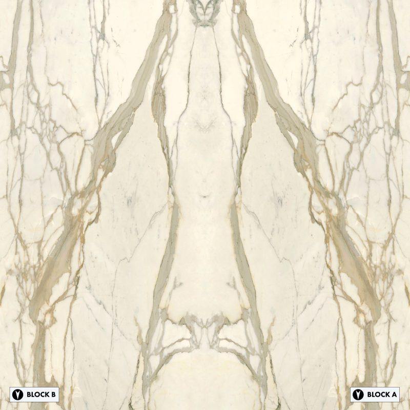 Grandi Marmi - Oro Calacatta Bookmatched – Polished