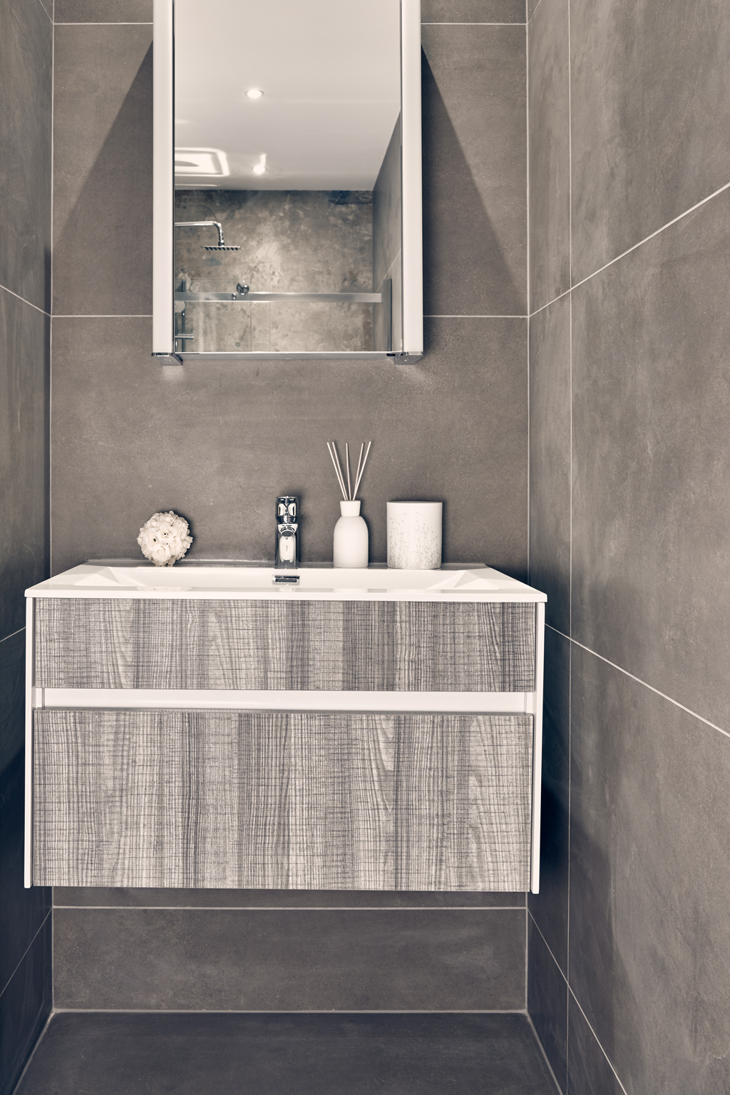 Terra - Grip porcelain tile from our Depth 20mm, Portland Tile