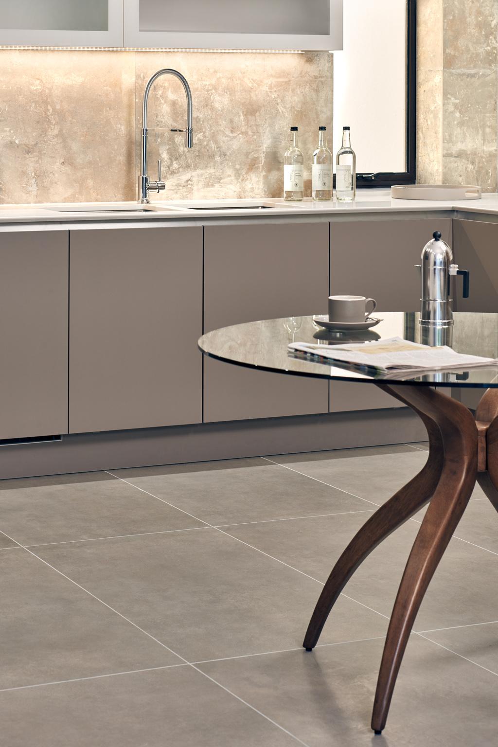 Terra - Grip porcelain tile from our Depth 20mm, Portland Tile