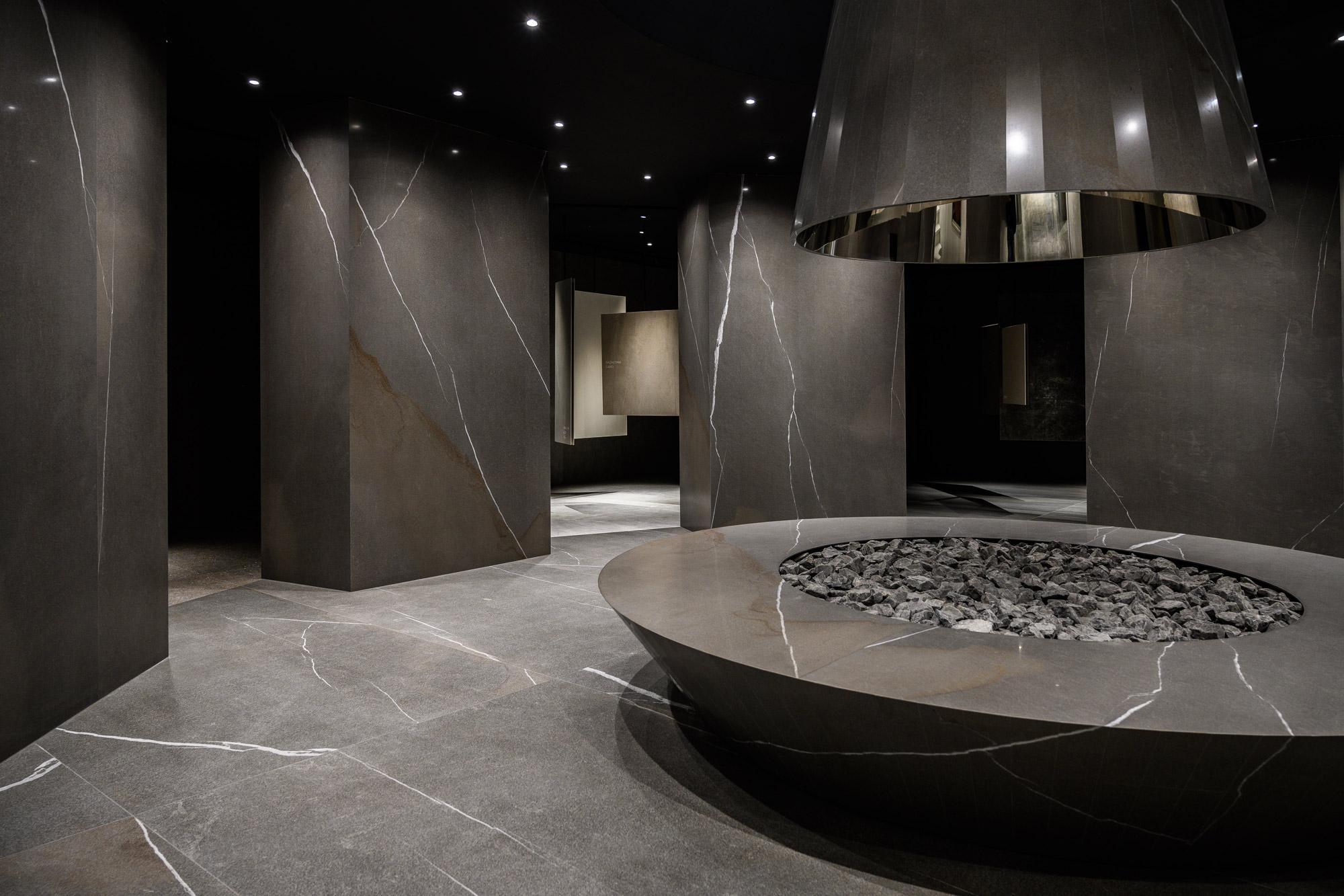 porcelain tile images: Royal Stone range high quality photo