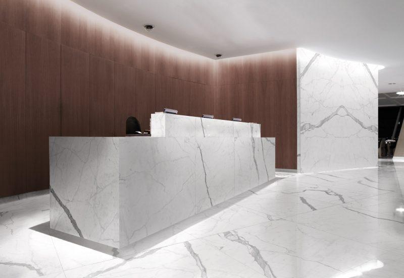 Stone Sense – Bianco Venato Bookmatched 14063