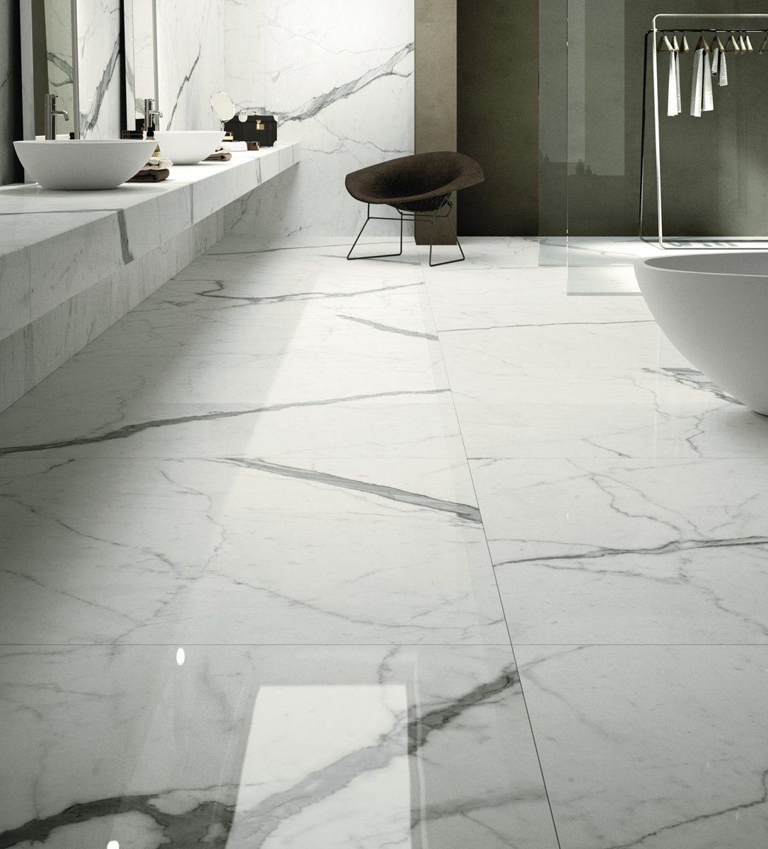 Stone Sense – Bianco Venato