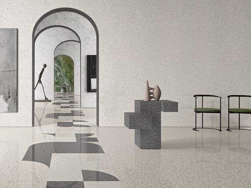 Terrazzo – Tiepolo (wall) | Veronese | Bellini (floor) 20673