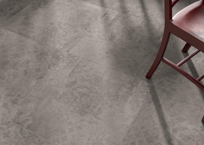 Urbe – Grigio Weave Decor 7130