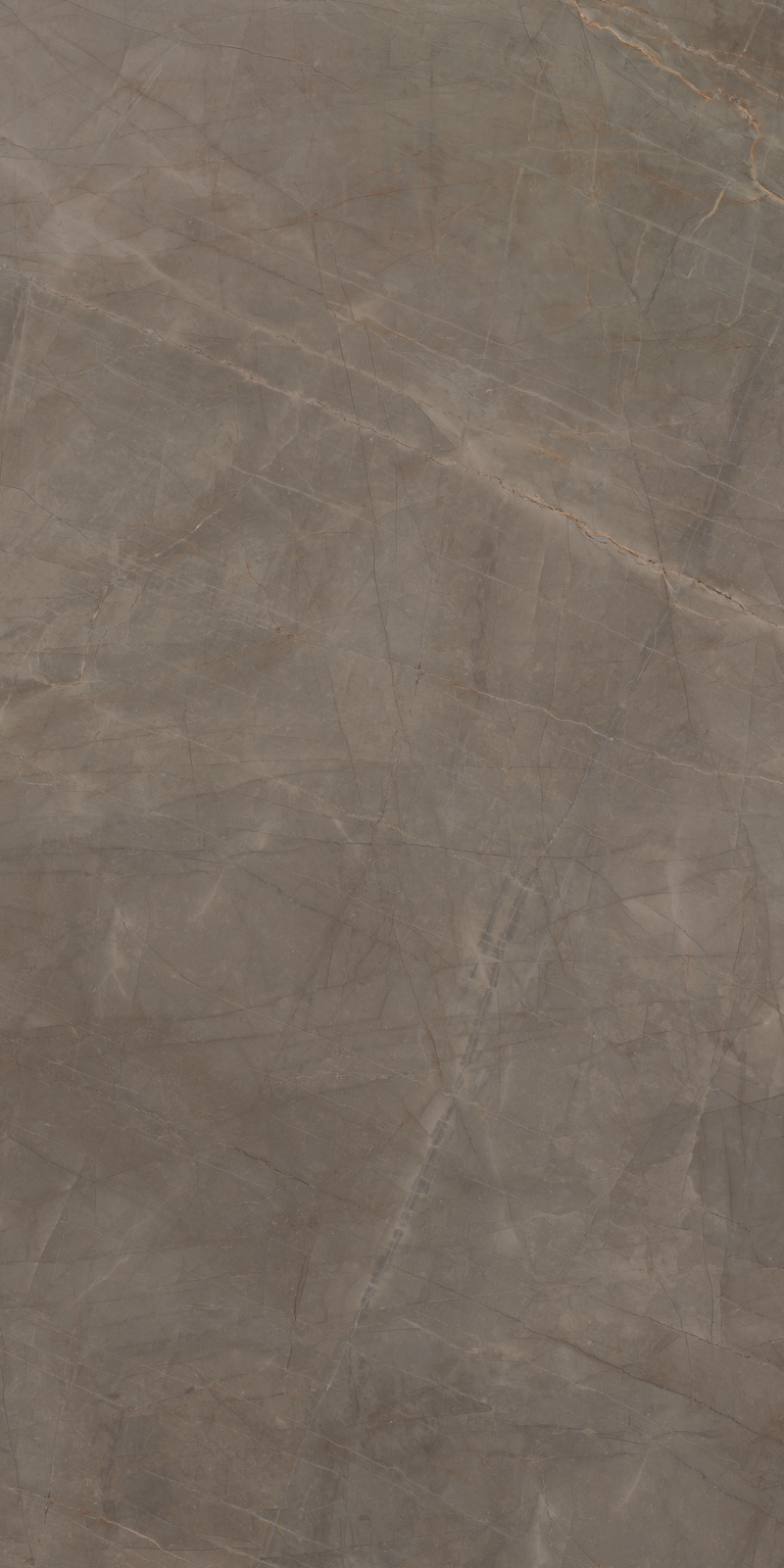 Velvet Taupe Polished Porcelain Tile From Our Depth 6mm