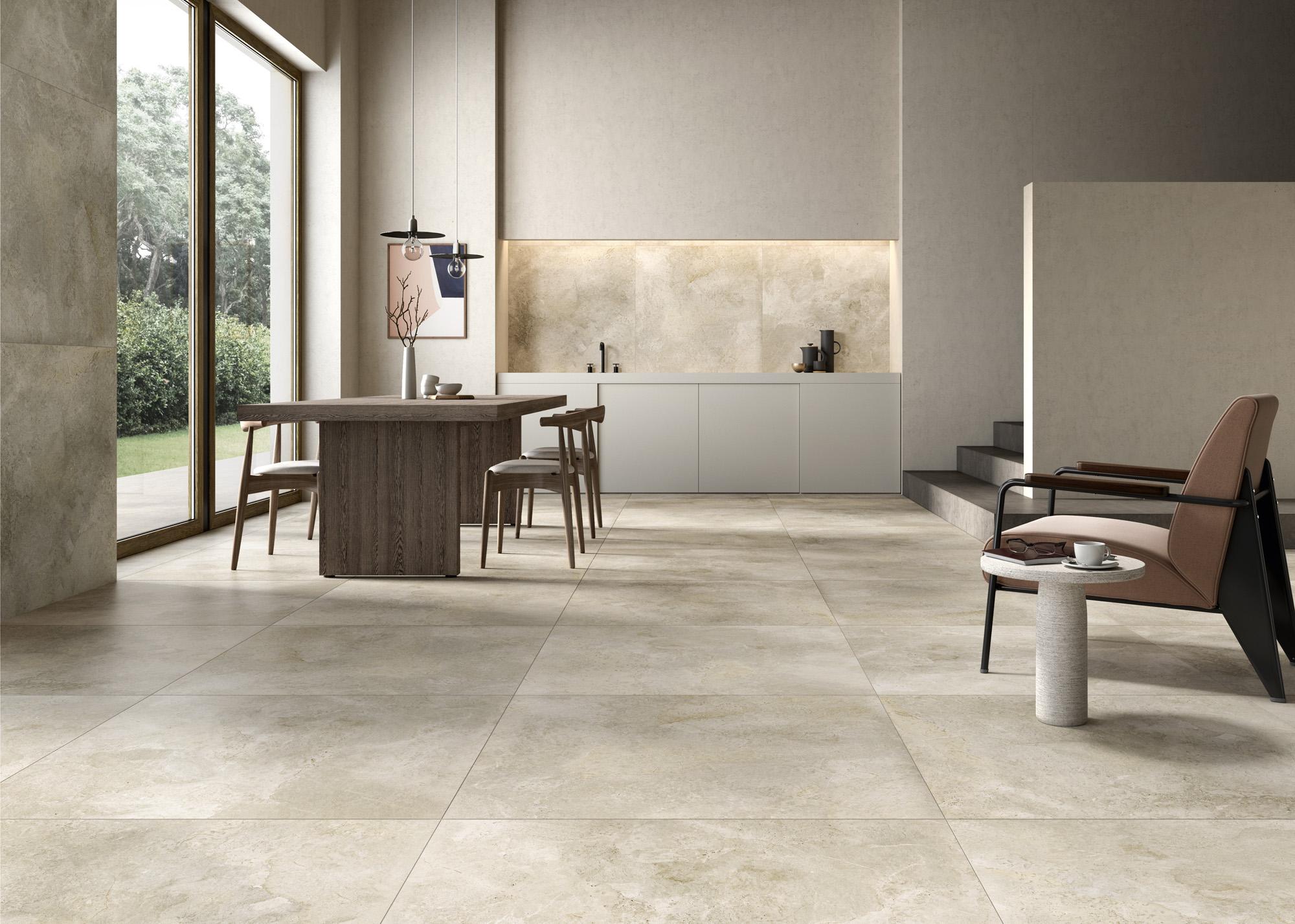 porcelain tile images: Anima range high quality photo