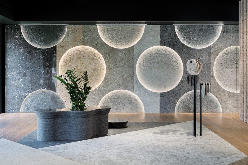 Terrazzo – Arlecchino | Dorato | Greco | Luminoso 20604