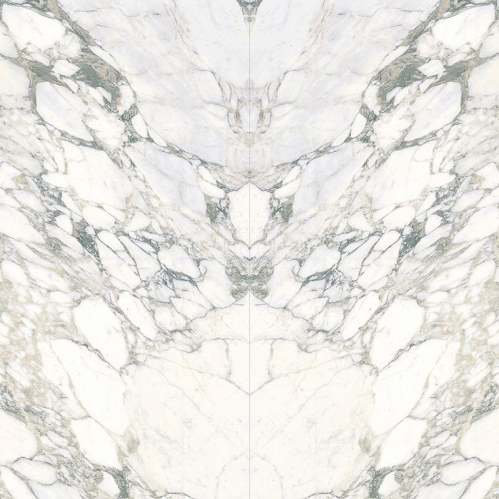 Stone Sense - Arabescato Bookmatched – Natural