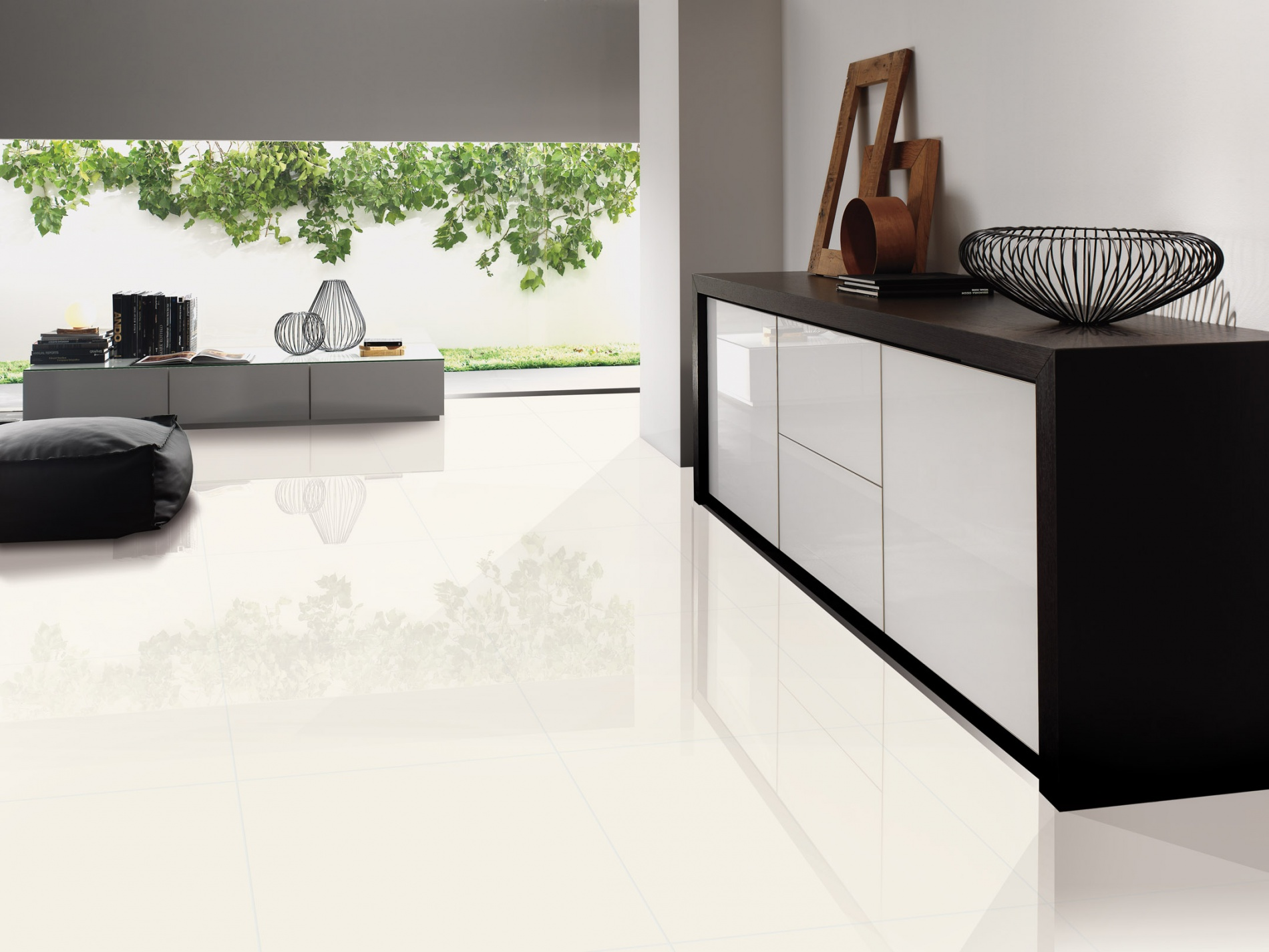 Introducing Nero Amp Bianco A New Stone Effect Porcelain