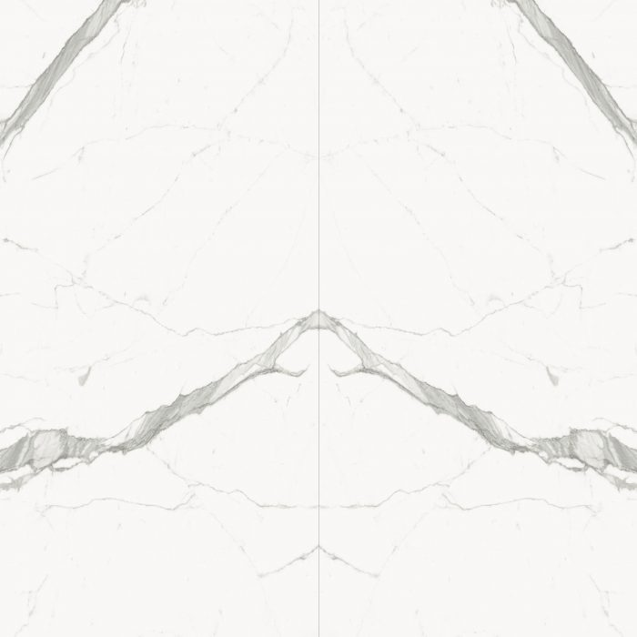 Stone Sense - Bianco Venato Bookmatched – Polished