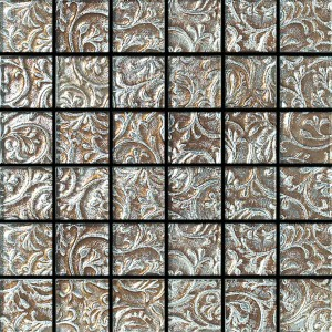 Luxe - Bronzo Mosaic – Glass (ID:6578)