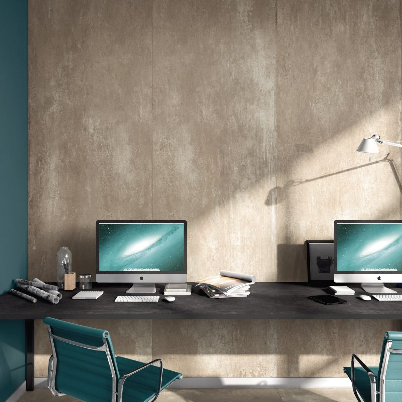 Calma – Caramello with Inchiostro desk 13292