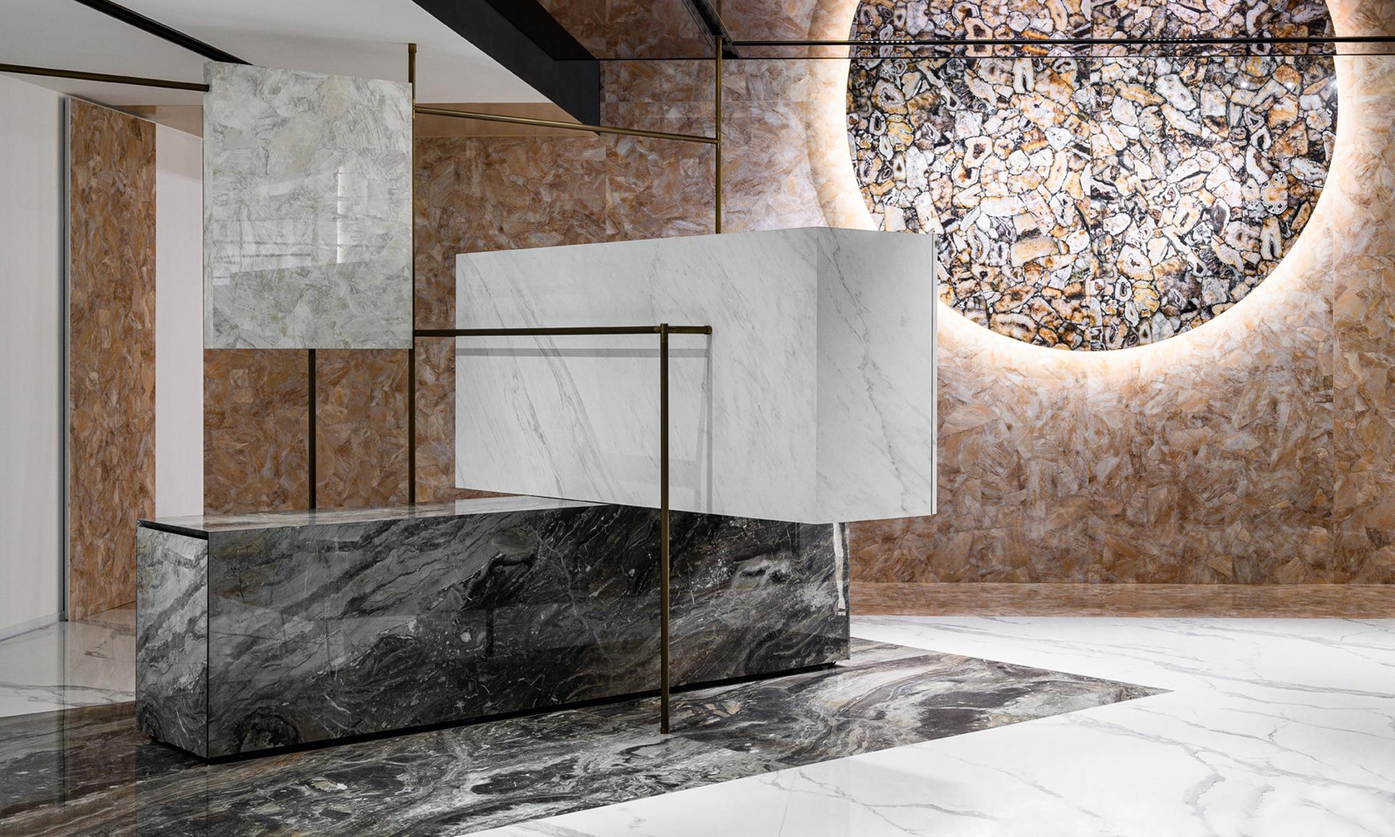 porcelain tile images: Marvel range high quality photo